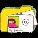 Folder y contacts-128