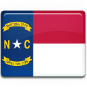 North Carolina Flag-128
