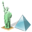 Statue of Liberty Level icon