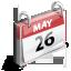3D Calendar icon