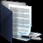 Folder Contract icon