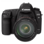 Canon 5D front up Icon