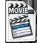 Video movie Icon