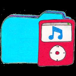 Folder b ipod