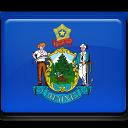 Maine Flag-128