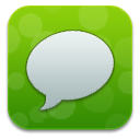 Messages Green