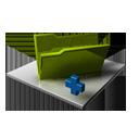 Folder Empty Add-128