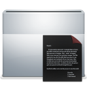 Folder Documents Dark-128