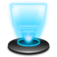 My PC Hologram icon