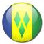 Saint Vincent and the Grenadines Flag-64
