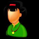 Asian female boss-128