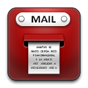 Mail rounded