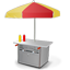 Hot Dog Stand Icon