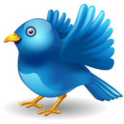 Fly away twitter