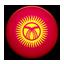 Flag of Kyrgyzstan icon
