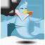 Twitter Elvis icon