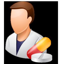 Pharmacist Male Light