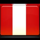 Peru Flag-128
