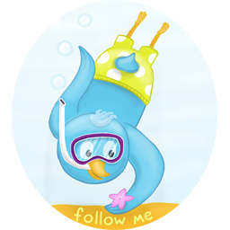summer diving follow me