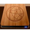 Wooden Slick Drives Server-128