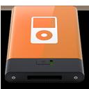 HDD Orange iPod W-128