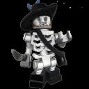 Lego Undead Barbossa-128