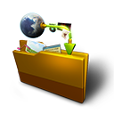 Dock Downloads-128