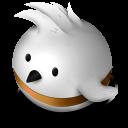 Twitter orange-128