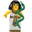 Lego Egyptian Icon