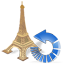 Eiffel Tower Reload icon
