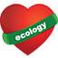 Ecology Heart Icon
