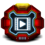 Ironman Movie Folder icon