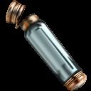 Sample vial empty-128