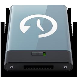 HDD Graphite Time Machine W