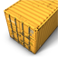 Container Yellow icon