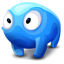Creature Blue Icon