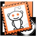 Reddit stamp