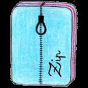 Archive zip-128