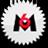 M6 logo icon