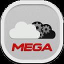 Mega Flat Round