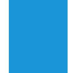 Microscope blue