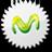 Movistar logo Icon