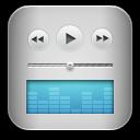 Music Itunes Blue