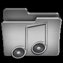 Music Steel Folder-128