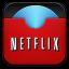 Netflix Disk Dark icon