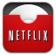Netflix Disk icon