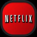 Netflix Flat Round