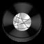 Network Black Drive Circle-64
