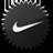 Nike logo icon