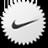 Nike round logo Icon
